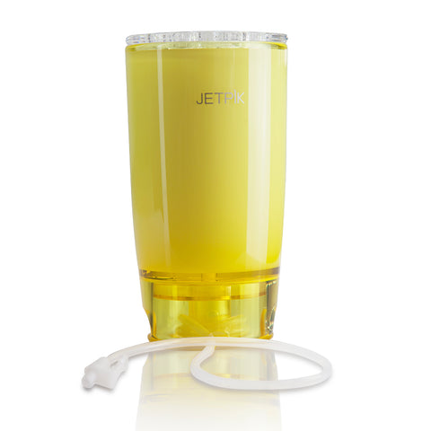 Jetpik water reservoir Yellow color