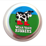 Wear Your Rubbers Condoms Tins,  Bag of 10