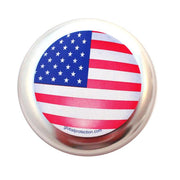 American Flag Condoms Tins,  Bag of 10