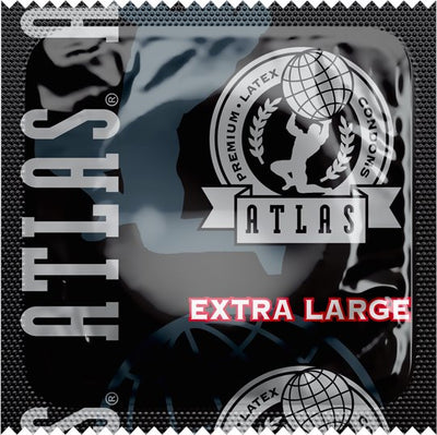 Atlas® Extra Large,  Case of 1000