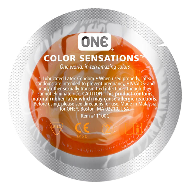 ONE® Color Sensations™, Bowl of 100
