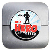 Be a Hero Condom Compacts,  Bag of 10