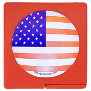 American Flag Compacts, Bag of 10