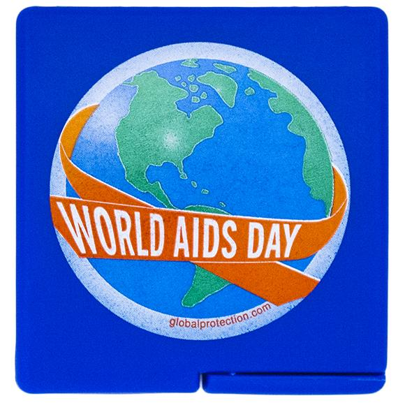 World AIDS Day Compacts, Bag of 10