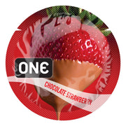 ONE® Condoms FlavorWaves™,  Case of 1000