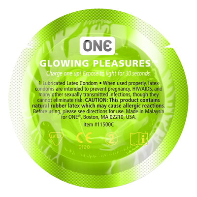 ONE® Glowing Pleasures™, Case of 500
