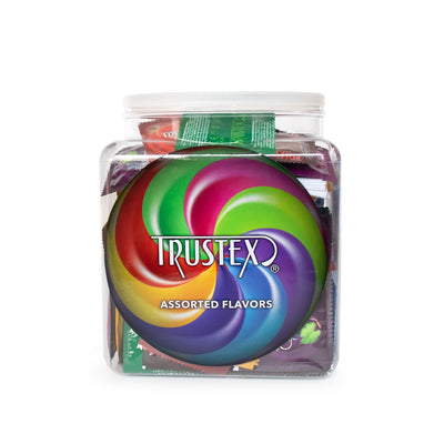 Trustex Assorted Flavors, Bowl of 144