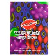 LIXX Grape Latex Dental Dams,  Box of 100
