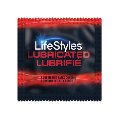 LifeStyles Ultra Lubricated, Case of 1,000