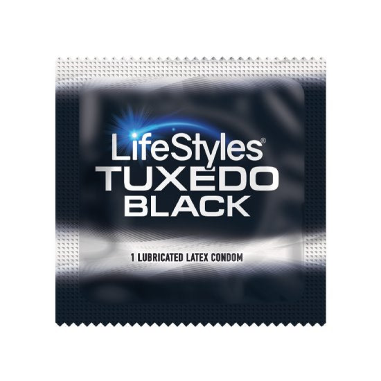 LifeStyles Tuxedo Condoms, Case of 1,000