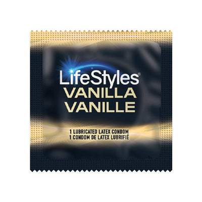 LifeStyles® Luscious Flavors Condoms, Case of 1,000