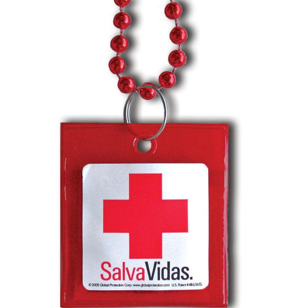 SalvaVidas Condoms Beads,  Box of 36