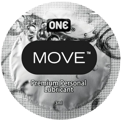 ONE® Move™ 3ml Sachets, Case of 500