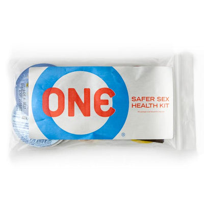 ONE® Safer Sex Kit, Case of 150
