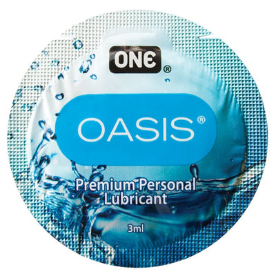 ONE® Oasis® 3ml Sachets, Case of 500