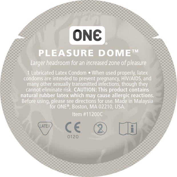 ONE® Pleasure Dome™, Contest Collection, Case of 1000