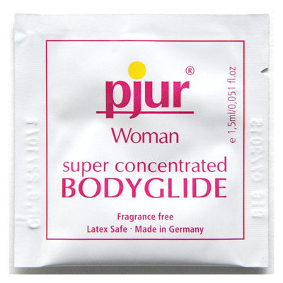 Pjur Woman 1.5ml Foil Packs,  Case of 1000