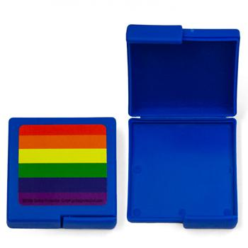 Pride Flag Compacts,  Bag of 10