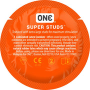 ONE® Super Studs™ 3-Pack, Case of 144