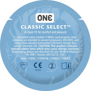 ONE® Classic Select™ MSM Collection, Case of 1,000