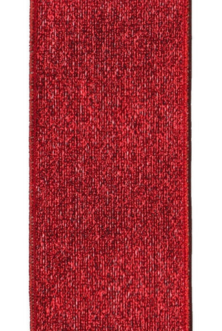 Woven Mesh, Red Ribbon