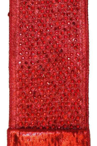 Crystal Mesh Red Back, Red