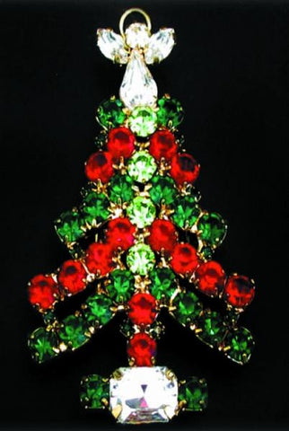 Angel Christmas Tree Candle Pin...Designed By D.Stevens