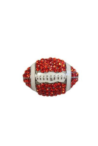 Crystal Football, Red/White/Silver