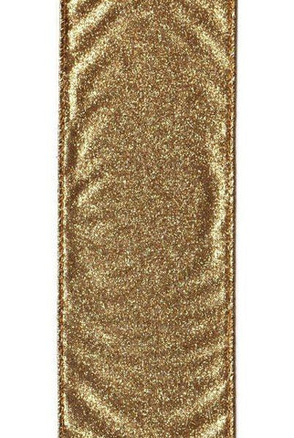 Solid Glitter, Gold