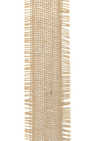 Open Weave Burlap No Wire, Natural