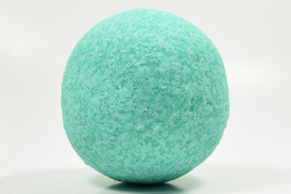 Aqua Bath Bombs with Epsom Salt