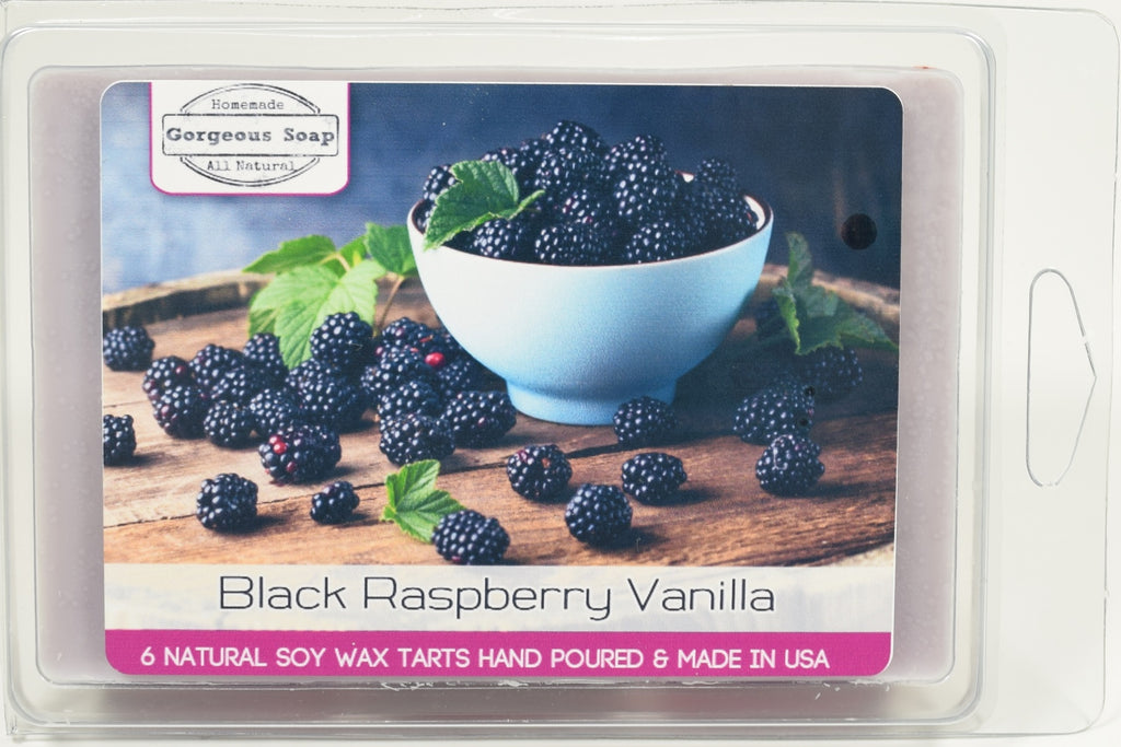 Black Raspberry Vanilla Wax Tarts