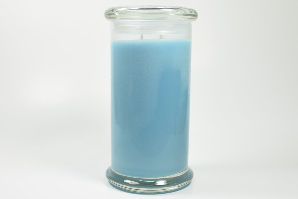 Baby Powder Money Candle