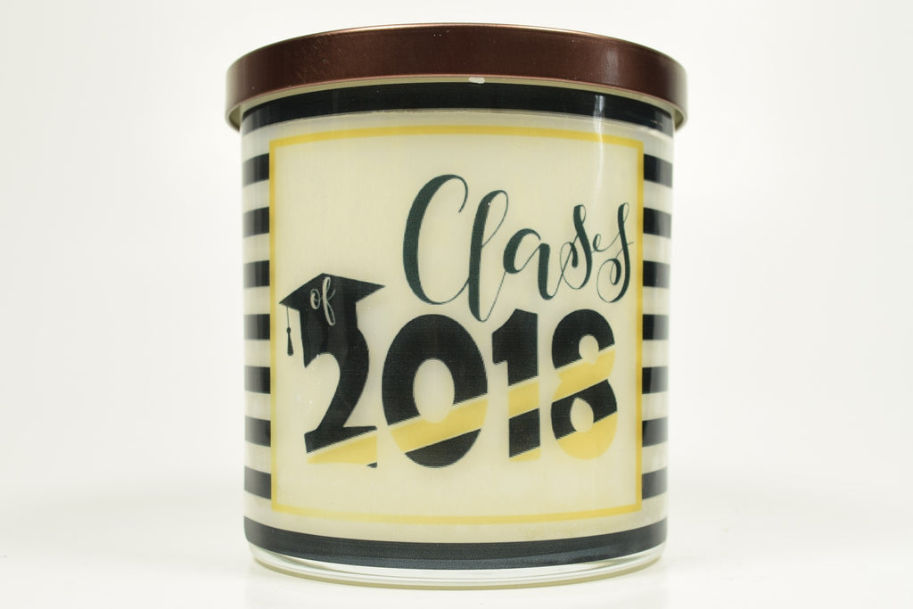 Class of 2018 Soy Candle
