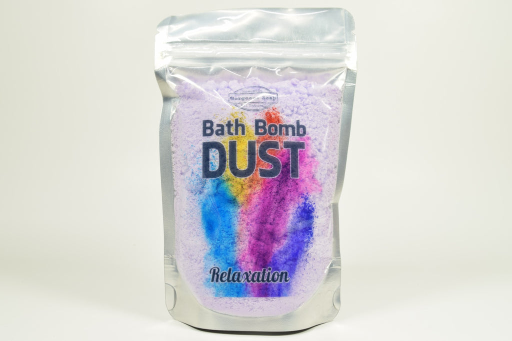 Small Bath Bomb Dust