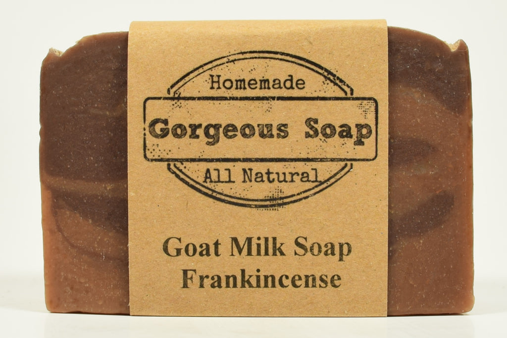 Frankincense Goat Milk Soap