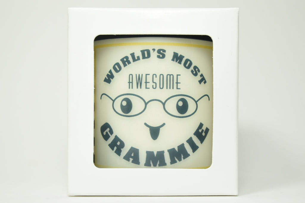World's Most Awesome Grammie Soy Candle