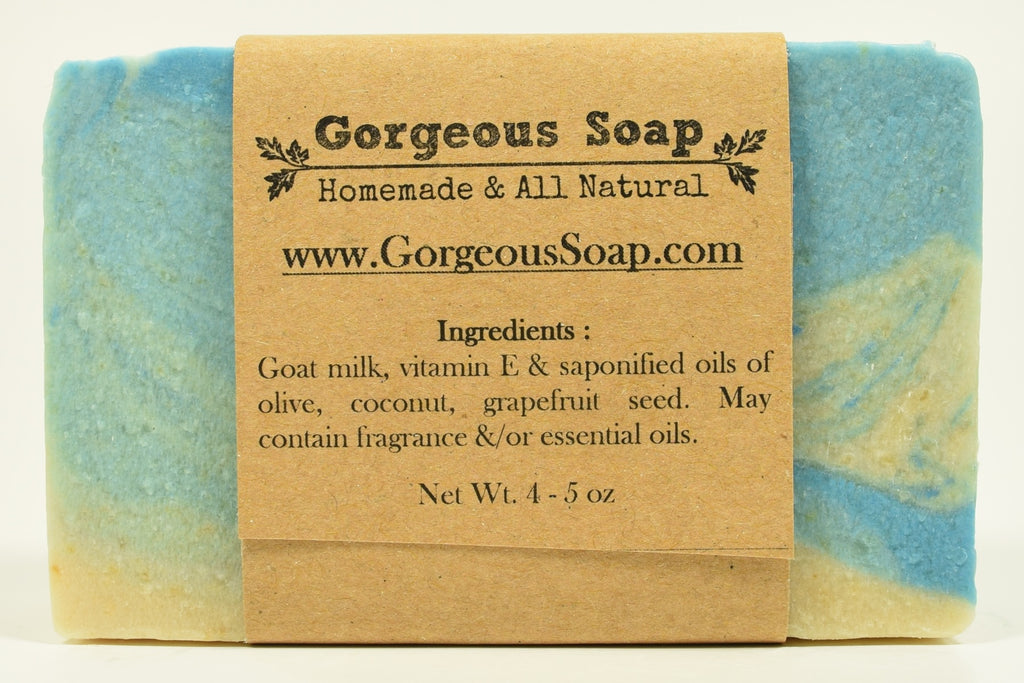 Hello Gorgeous Goat Milk Soap