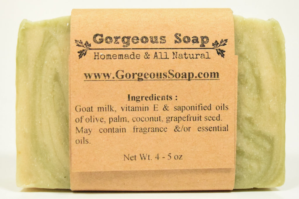 Lily of the Valley Goat Milk Soap