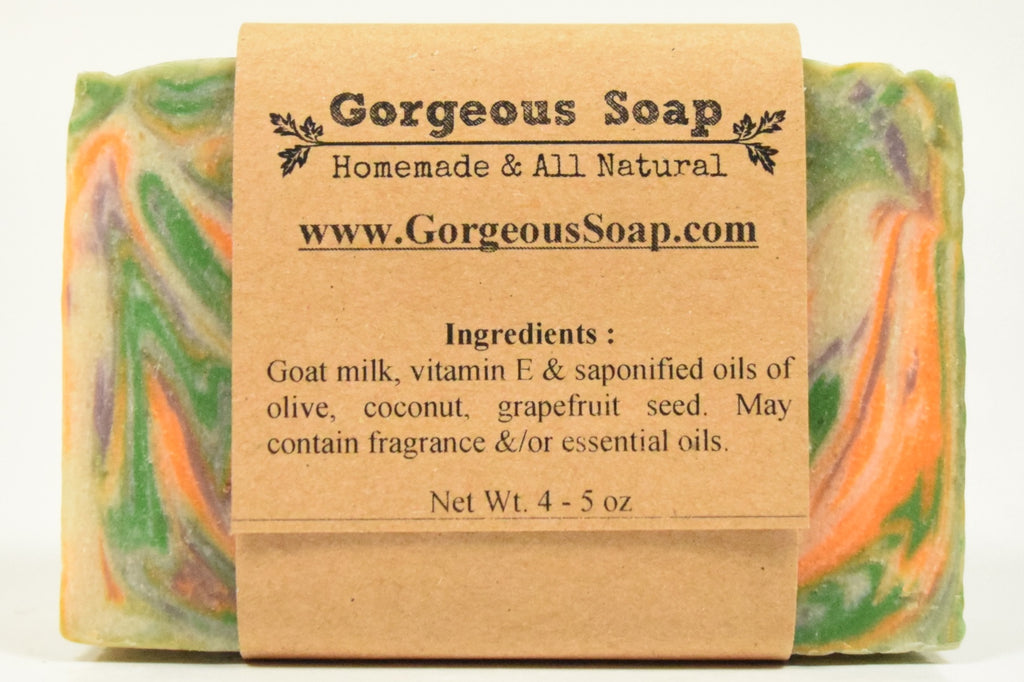 Magic Potion Goat Milk Soap
