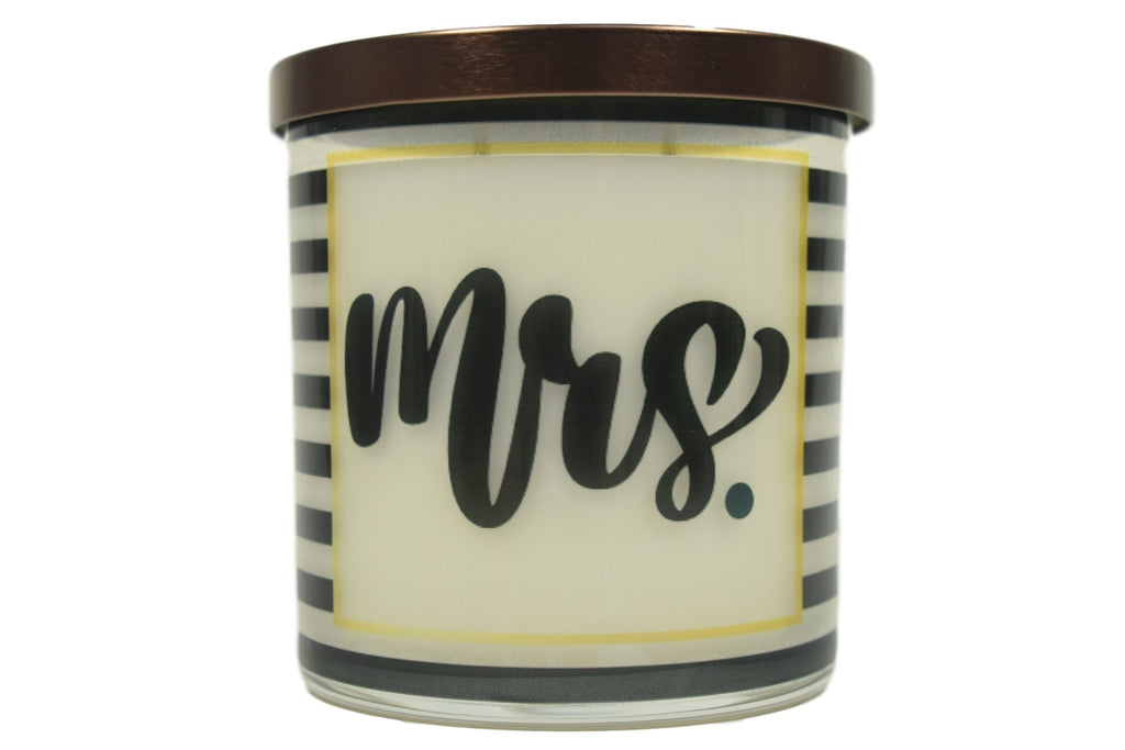 Mrs. Soy Candle