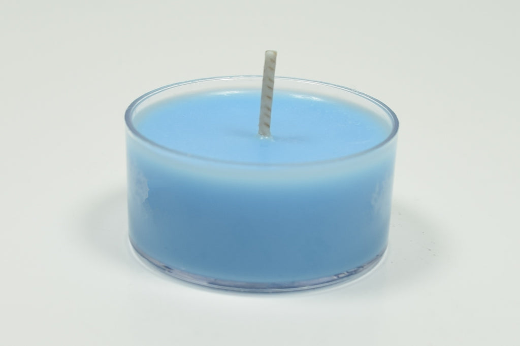 Ocean Mist Natural Soy Tealight Candles