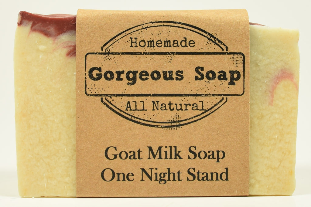 One Night Stand Goat Milk Soap