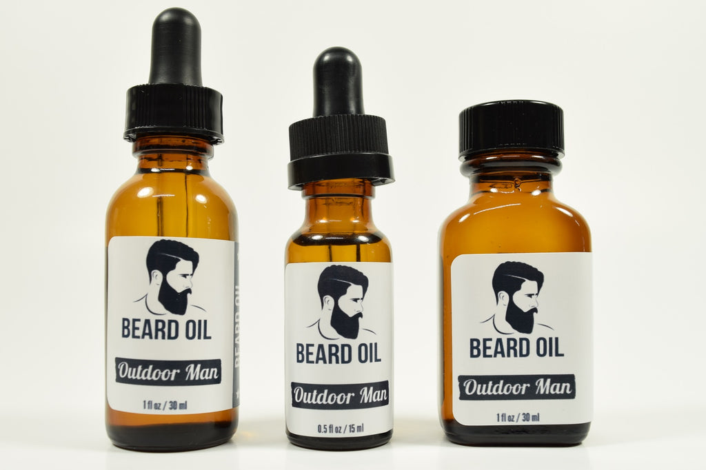 Outdoor Man Beard Oil