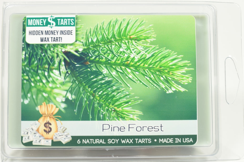 Pine Forest Money Wax Tarts