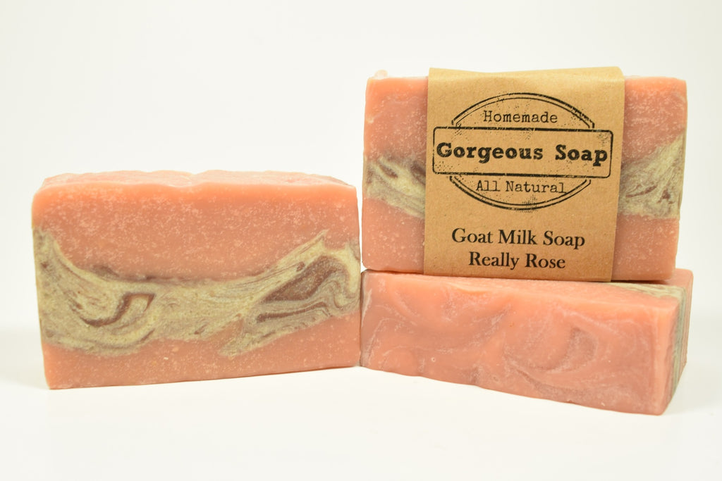 Really Rose Goat Milk Soap