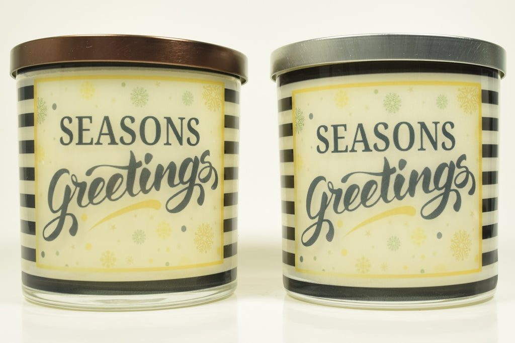 Season Greetings Soy Candle