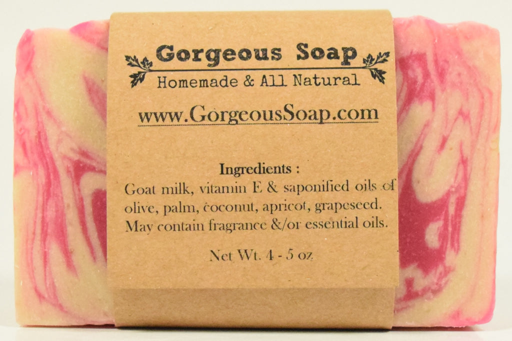 Sexy Woman Goat Milk Soap