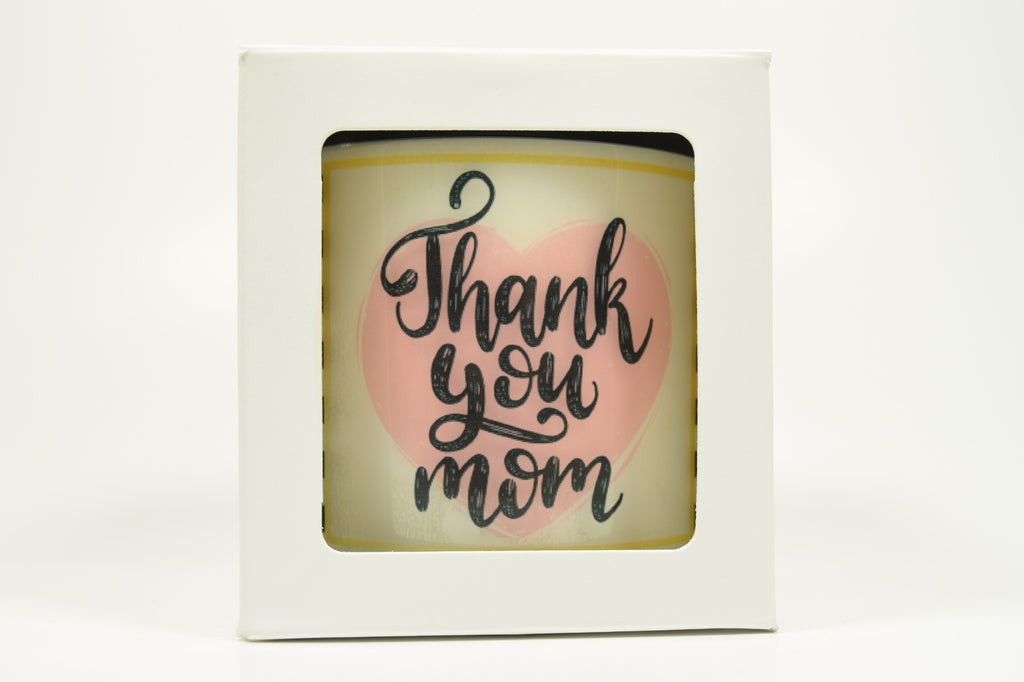 Thank You Mom Soy Candle