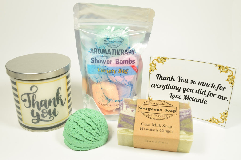 Custom Thank You Gift Box